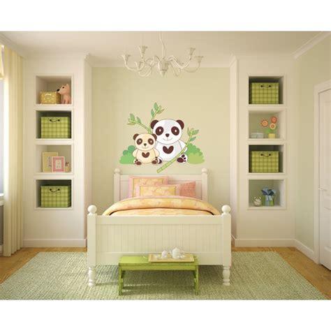 chambre bébé panda deco chambre bebe panda