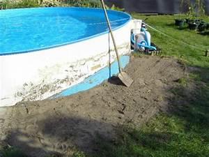 Pool Aus Europaletten : poolumrandung aus holz selber bauen ~ Orissabook.com Haus und Dekorationen