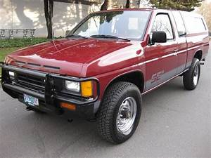 1987 Nissan Truck Se V6 4x4 5