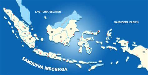 provinsi  indonesia  ibukota lengkap  peta