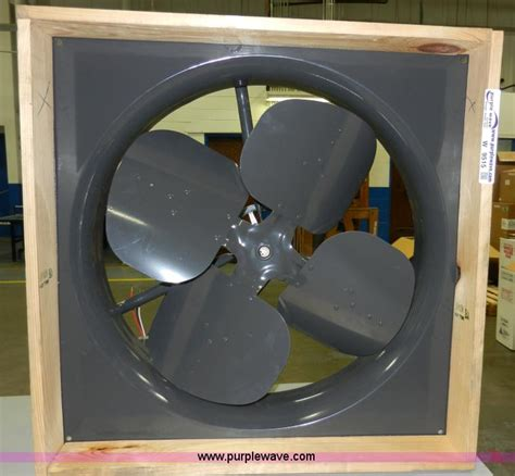 dayton whole house fan dayton 24 quot whole house fan no reserve auction on