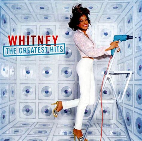 whitney houston   enter billboard  top
