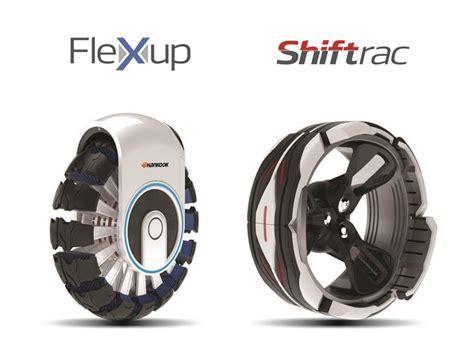 Two Hankook Concept Tires Win International Design Honors
