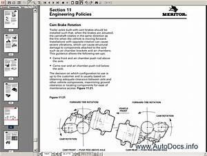 Meritor Technical Electronic Repair Manual Order  U0026 Download