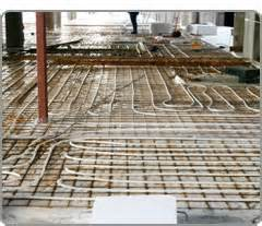 radiant heated floor systems for warming all types of