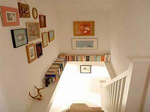 cage d39escalier 20 idees deco pour un bel escalier With deco descente d escalier