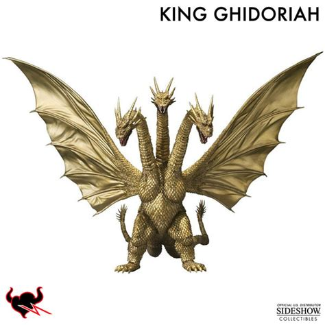 Funny pictures can't stop laughing king adora godzilla. Monsters - General King Ghidorah (Godzilla) Collectible ...