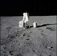 Apollo 11 Buzz Aldrin On the Moon