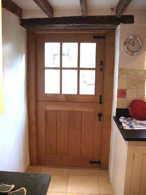 traditional carpentry joinery oak doors bespoke