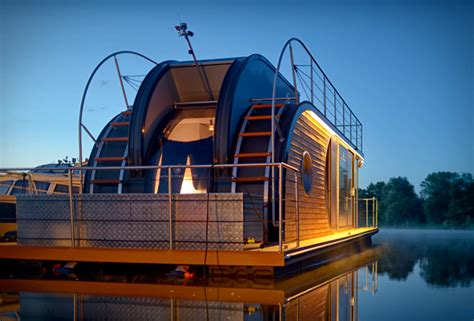 House Boat Us by Nautilus Houseboats