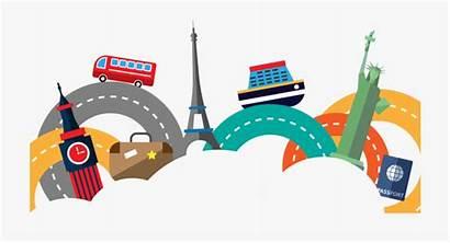Travel Clipart Tourism Clip Transparent Economic Related