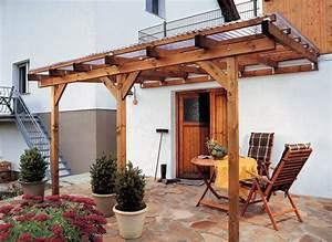 Eine passende terrassenuberdachung findet ihr bei bauhaus for Terrassenüberdachung bauhaus