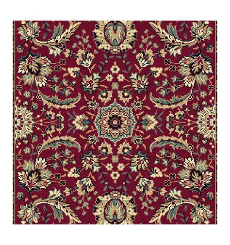 tappeto classico tappeto tabriz classico passatoia floreale rosso 13720