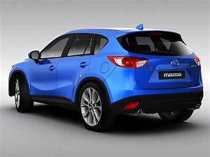 Mazda Cx5 2013 3d Models