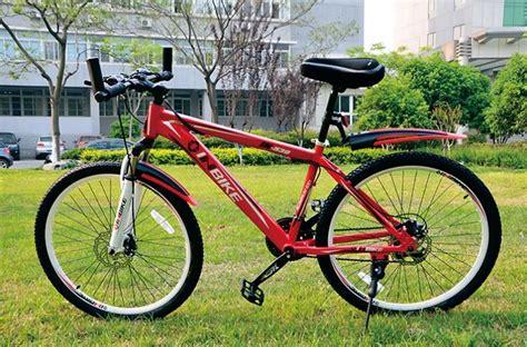 spakbor sepeda depan belakang dua warna black