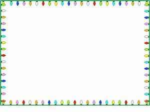 Blinking Christmas Light Border HTML | Christmas Animated ...