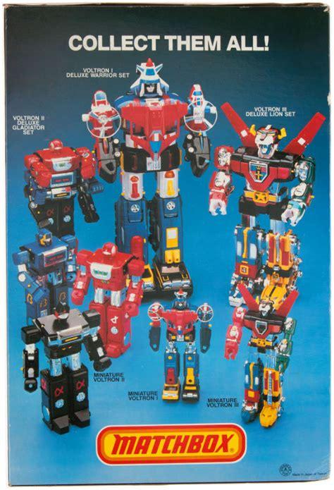 voltron toys matchbox golion 1984 defender force universe future 1986 wiki wikia stories war let go
