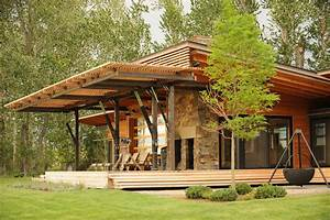 prefabricated modular home addition : Modern Modular Home