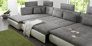 Xxl Couch L Form : ledercouch u form finest ecksofa u form leder leder xxl sofa couch ecksofa ledersofa ledercouch ~ Bigdaddyawards.com Haus und Dekorationen