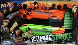 Nerf Zombie Strike Rough Cut