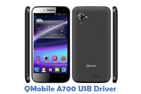 Download Qmobile A700 Usb Driver