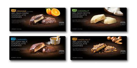 premium cuisines fresh easy cookies the dieline packaging branding