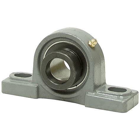 pillow block bearing 1 1 8 quot pillow block bearing w lock collar a l bearings