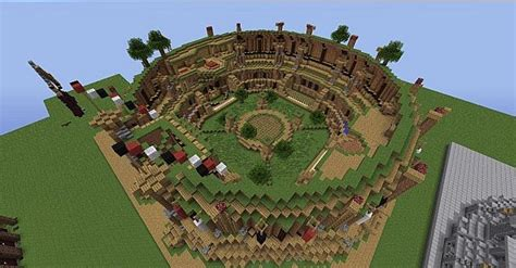 official wars mod building map minecraft project