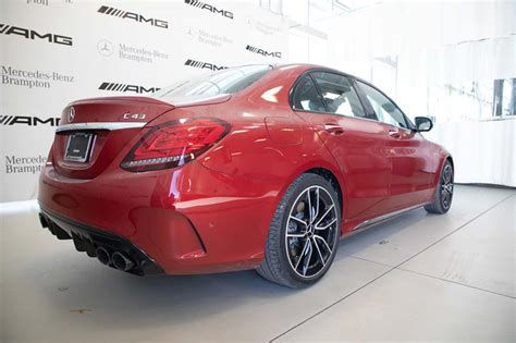 Pricing and which one to buy. New 2020 Mercedes-Benz C-Class C43 AMG 4MATIC 4-Door Sedan ...