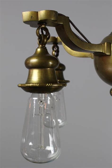 colonial revival bare bulb fixture renew gallery