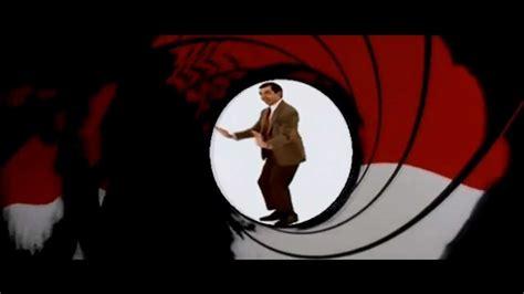 James Bond Mr Bean Youtube
