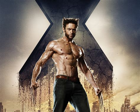 wallpaper wolverine hugh jackman movies