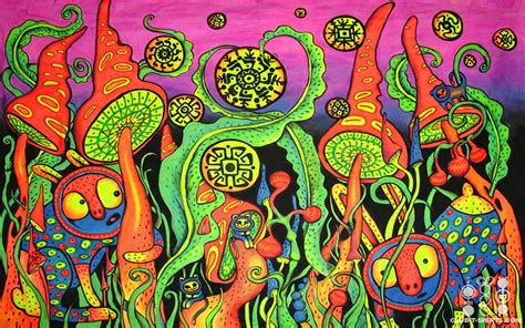 Magic Mushrooms = Hyper Connected Brain