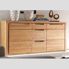 Sideboard Kernbuche Wohnzimmer Kommode Esszimmer Anrichte