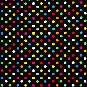 Schwarzer Stoff Kaufen : schwarzer stoff mit bunten punkten timeless treasures usa punkte streifen karo stoffe ~ Markanthonyermac.com Haus und Dekorationen