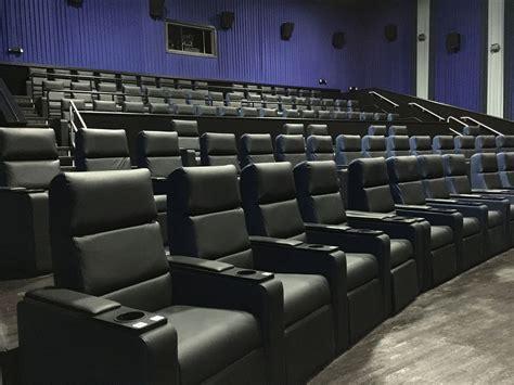 Regal Cinemas Crossroads Stadium 8 - Robinson Construction Co.