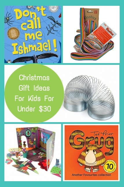 christmas gift ideas for kids under 30 planning with kids