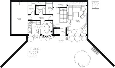 house design plan berm home building plans find house plans