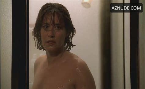 Lorraine Bracco Body Double Breasts Scene In The Sopranos