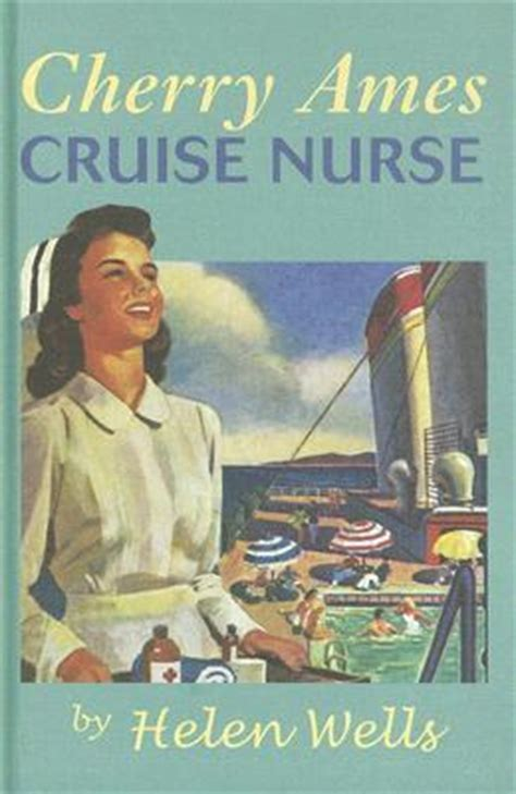 cherry ames cruise nurse cherry ames   helen wells reviews discussion bookclubs lists