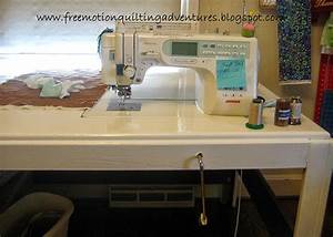 Plans For Making A Sewing Machine Table - Table Designs