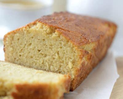 recette cake banane  amandes