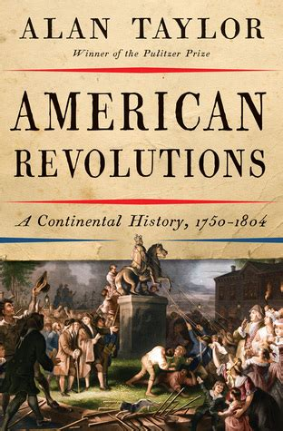 american revolutions  continental history