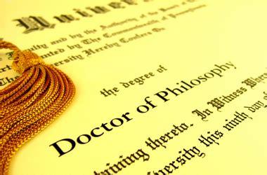 top  easy accredited  phd programs