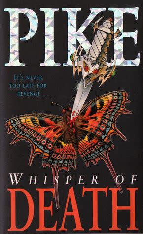 whisper  death  christopher pike