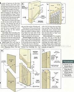 Drill Bit Storage Case Plans • WoodArchivist