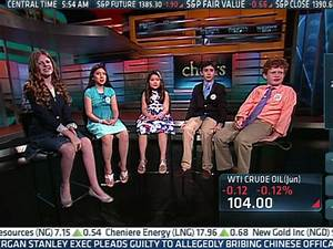 This Is The Cutest Thing We've Ever Seen On CNBC's Squawk ...