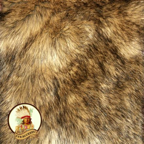 Grey Faux Sheepskin Rug by Faux Wolf Skin Accent Pelt Rug Coyote Throw Rectangle