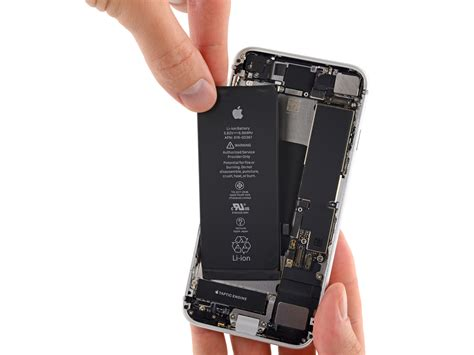 iphone  battery replacement ifixit