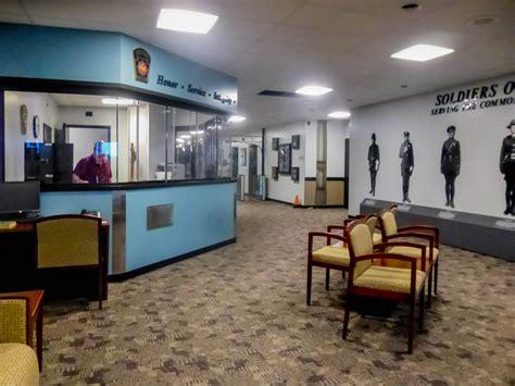 pa state police headquarters lobby renovation murray